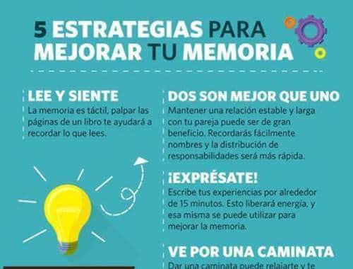 Estrategias para Mejorar tu Memoria