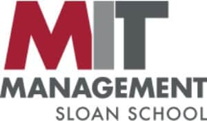 MIT Management Sloan School MBA