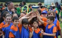 Actividades de educación física para niños de primaria y preescolar