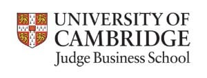 University of Cambridge Judge Business School MBA